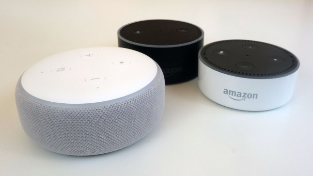 amazon echo dot 3 overview significantly better audio. Black Bedroom Furniture Sets. Home Design Ideas