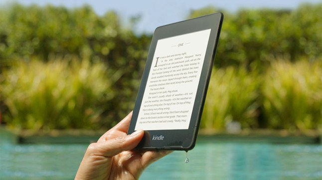 Amazon announces all-new waterproof Kindle Paperwhite | AFTVnews