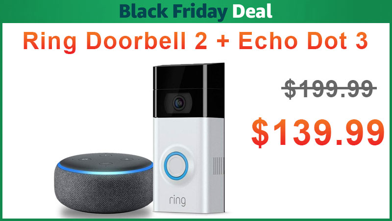 ring video doorbell 2 and chime bundle costco
