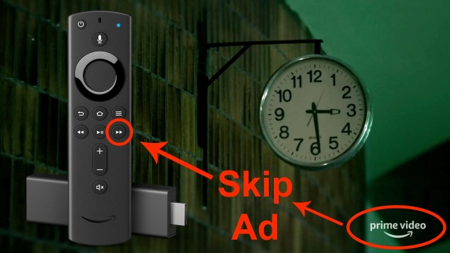 How to Skip Pre-roll Ads from Prime Video on Amazon Fire TV devices