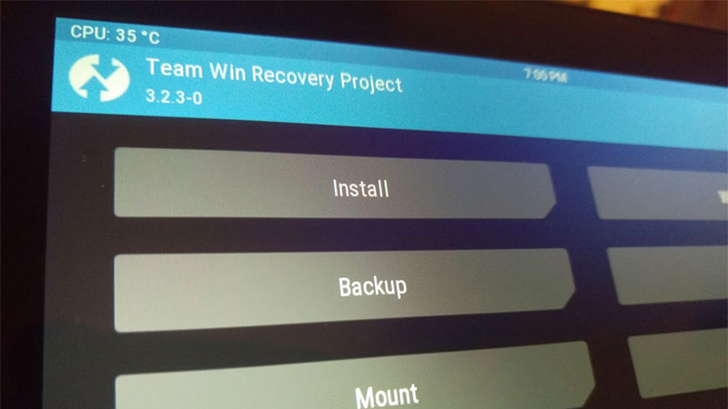 Amazon Fire 7 Tablet Has Been Rooted With Unlocked Bootloader Twrp Custom Recovery And Custom Rom Aftvnews