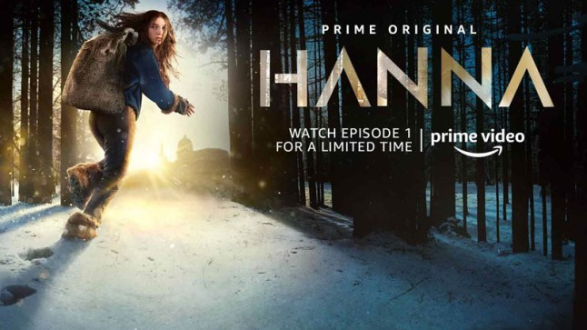 5cabb500d839 First episode of Amazon original series 'Hanna' is available on ...