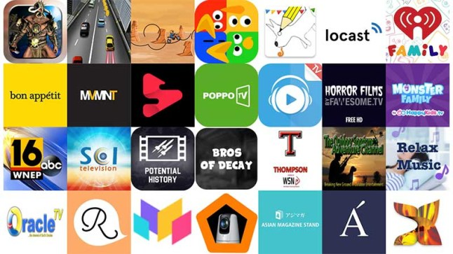 Weekly New Apps | AFTVnews