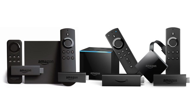 How to identify which model and version of Amazon Fire TV, Stick