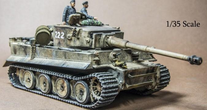 Tiger I Ausf E - DAK