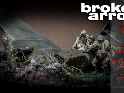 Broken Arrow - Crashed Messerschmitt