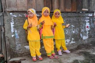 127 Han Eken Kinderen op Sumatra
