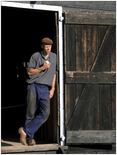 2018 FOTO INDIVIDUEEL Ton van Boxsel 21 pnt