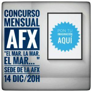 concurso interno AFX Diciembre