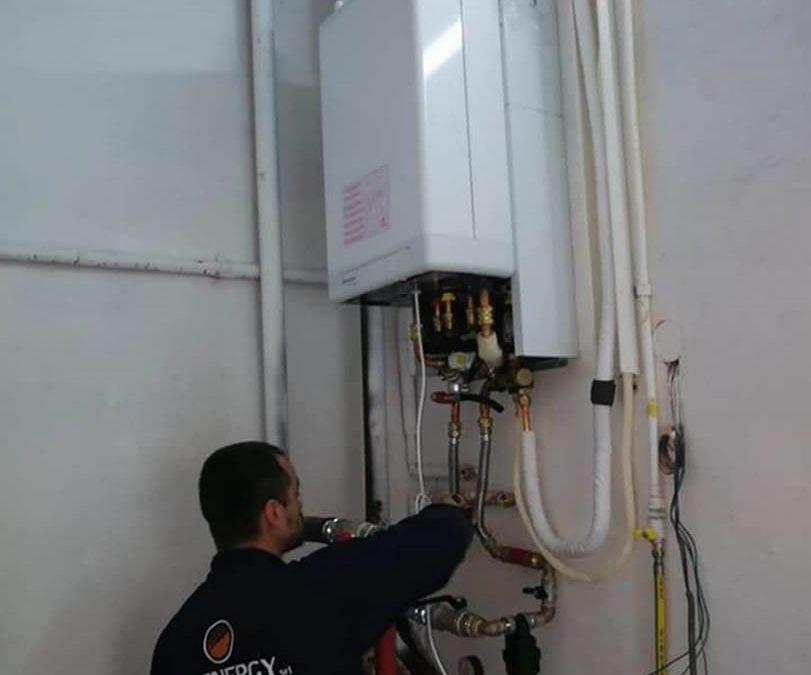 Caldaie a condensazione: caldaie per il risparmio energetico