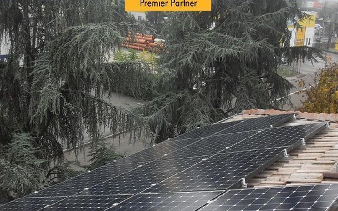 Impianto Fotovoltaico SunPower da 5,88 kWp a Reggio Emilia