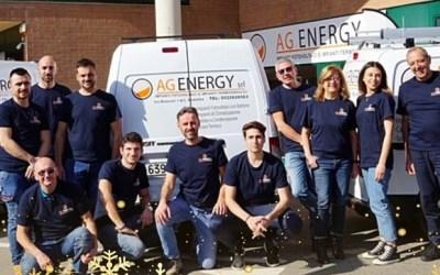 AG-ENERGY s.r.l. Modena, di A. Mattioli e A. Coggi: il risparmio energetico è assicurato!