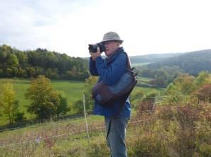 Organisator des Treffens: Dieter Robrecht