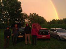 Regenbogen macht Gute Laune! (Foto: Dahl)