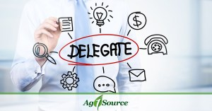 Delegating makes you a better manager