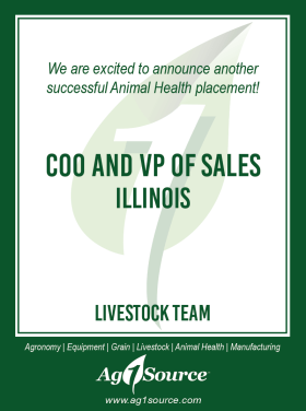 COO and VP of Sales