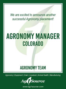 Agronomy Manager