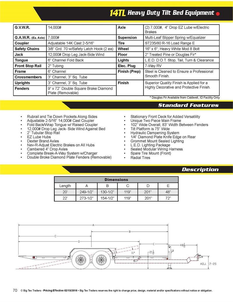 14TL_Product_Guide_BIG_TEX_Brochure?resize=665%2C860 big tex gooseneck trailer wiring diagram the best wiring diagram big tex wiring diagram at cita.asia
