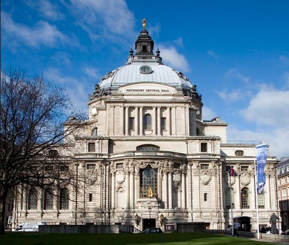 Image for Methodist Central Hall, Westminster