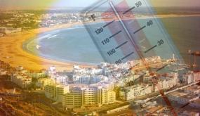 درجات الحرارة المرتقبة غدا الخميس بأكادير وباقي المدن
