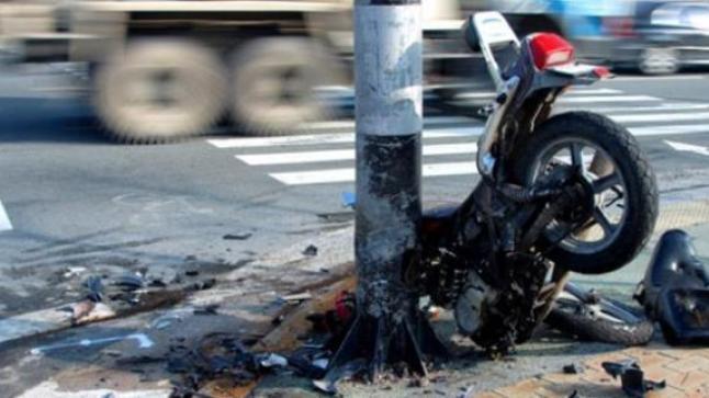 مقتل سائق دراجة نارية في حادث اصطدام بالدشيرة