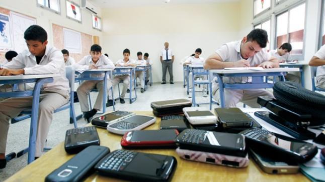 أكاديمية سوس تمنع استعمال الهواتف في المؤسسات التعليمية (مذكرة)