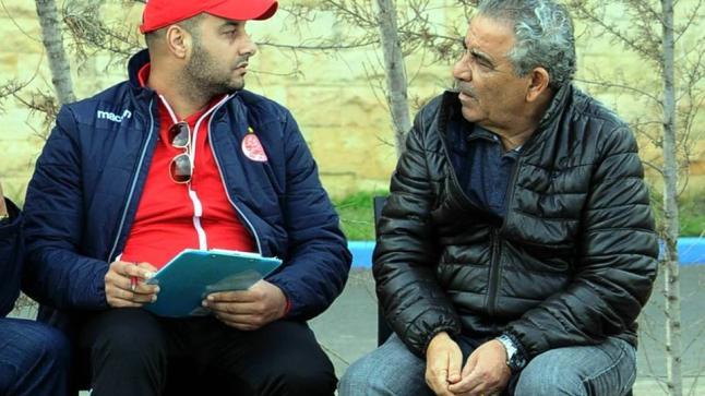 السوسي أشامي مساعدا لمدرب الوداد البيضاوي