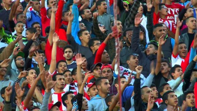 جمهور الحسنية غاضب من تراجع مستوى الفريق في البطولة