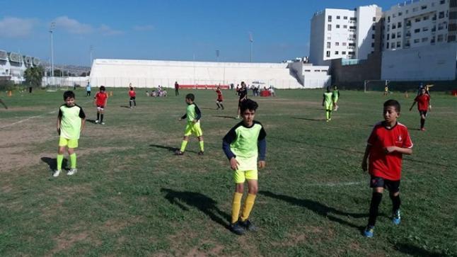 اختتام منافسات دوري مواهب سوس لكرة القدم