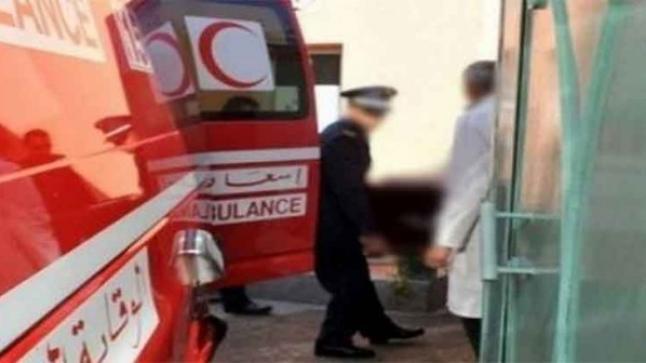 مقتل فتاة سقطت من الطابق العاشر بأكادير