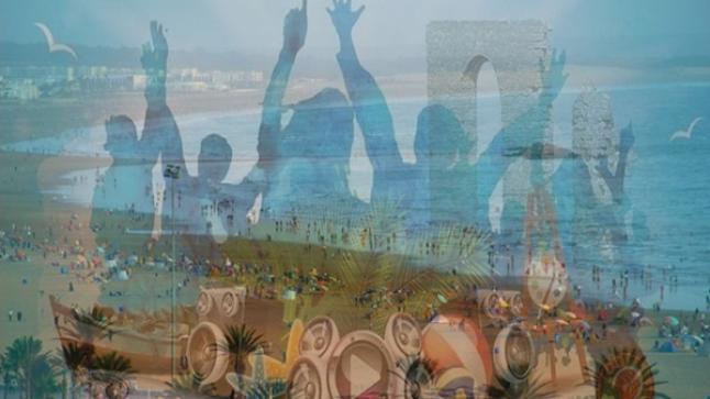 """مسابقات رياضية وأنشطة فنية في """"عيد البحر"""" بأكادير"""