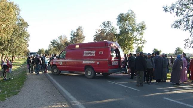 سائق سيارة يتسبب في حادثة مميتة بأولاد تايمة ويلوذ بالفرار