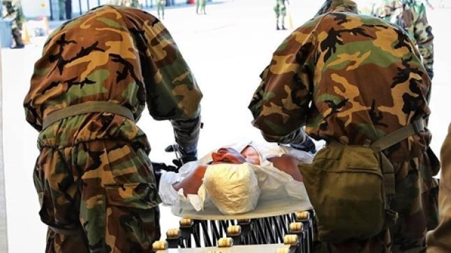 """الأسد الإفريقي.. القوات المغربية والأمريكية تنقذ ضحايا هجوم """"نووي"""" بأكادير (صور)"""