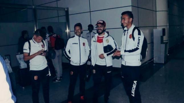 """توقيف لاعب حسنية أكادير بمطار القاهرة بسبب """"الإقامة الإسرائيلية"""""""