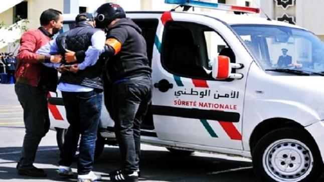 أمن أكادير يضع يده على مروج مخدرات خطيرة