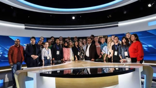 """برنامج """"الثقة في وسائل الإعلام"""" يجمع شباب من أوروبا في المغرب"""