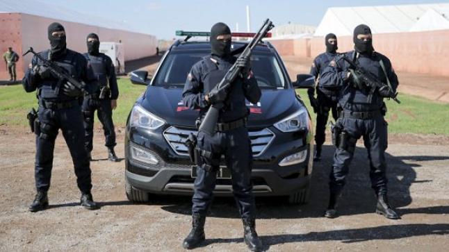 """جهاز """"DST"""" يقود الشرطة بأكادير للإطاحة بتجار المخدرات"""