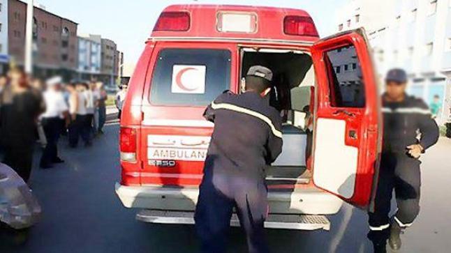 نقل سائحين تعرضا لاعتداء بالسلاح الأبيض إلى مستشفى الحسن الثاني بأكادير