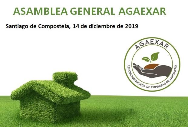 Convocatoria de la Asamblea General Ordinaria de Agaexar