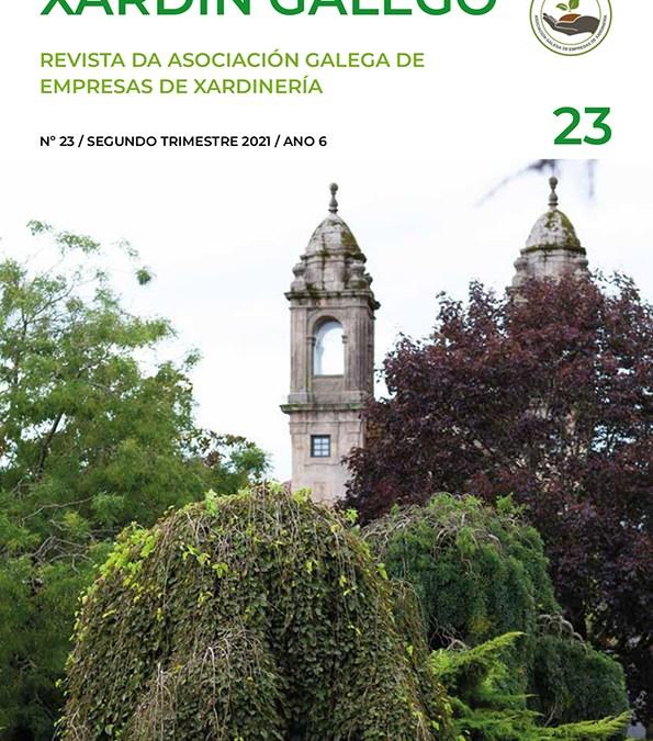 Nuevo número de la revista Xardín Galego!