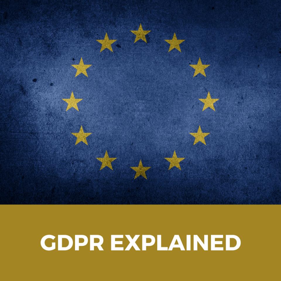 GDPR explained thumbnail