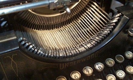 ATG Quirkies: Manual Typewriters Are Great for Writing Poetry