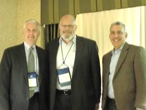 (L-R) David Myers, Michael Gruenberg, Matt Dunie