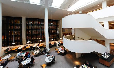ATG Article of the Week: Libraries could outlast the internet, head of British Library says