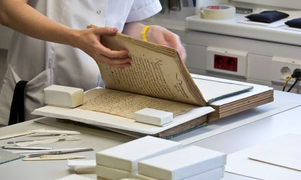 ATG Quirkies: Totally Obsessive Book Restoration