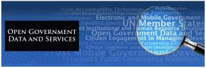 UN Open Data logo