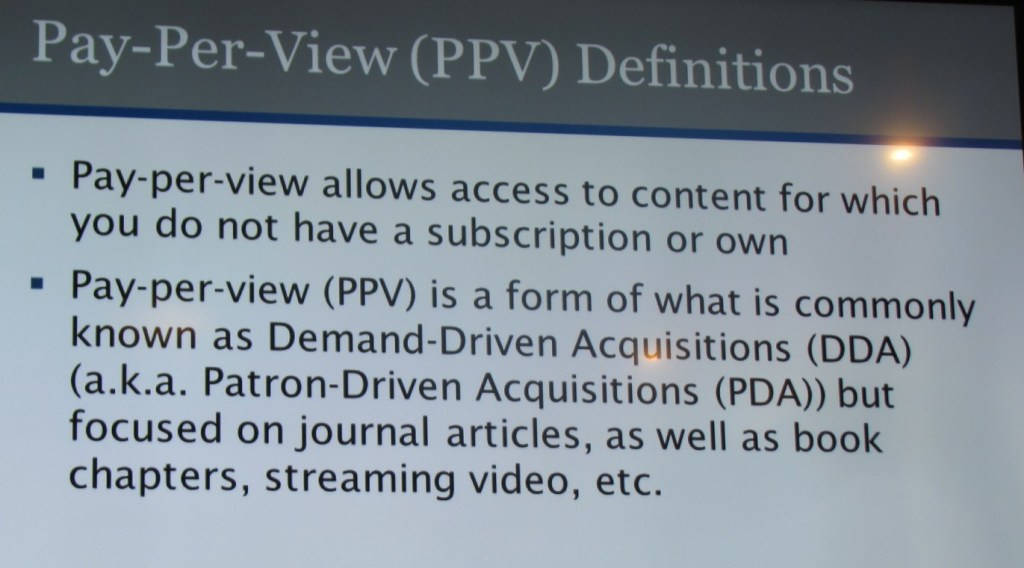 PPV definitions