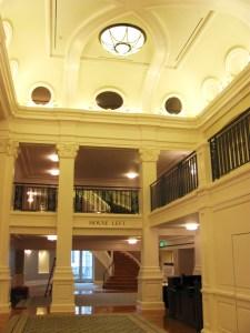 Gaillard Center Lobby