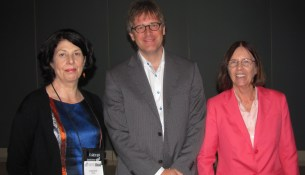 Lorraine Estelle, Wouter Haak, Carol Tenopir