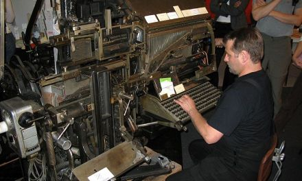 ATG Quirkies: Linotype: The 8th Wonder of the World